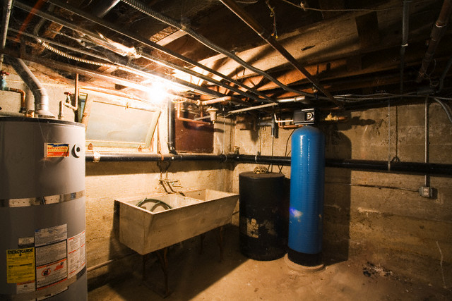 Basements & Utilities