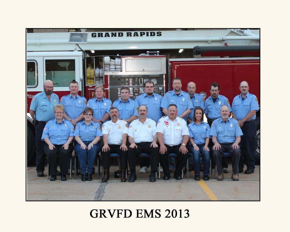 GRVFD EMS 2013