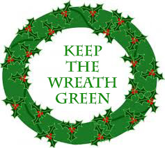 KeepTheWreath