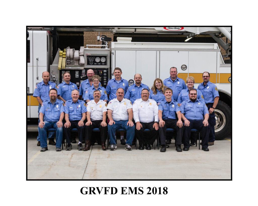 GRVFD EMS 2018